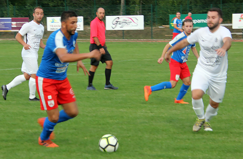 MARVEJOLS / St Georges-St Rome A0313