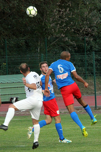 MARVEJOLS / St Georges-St Rome A0413
