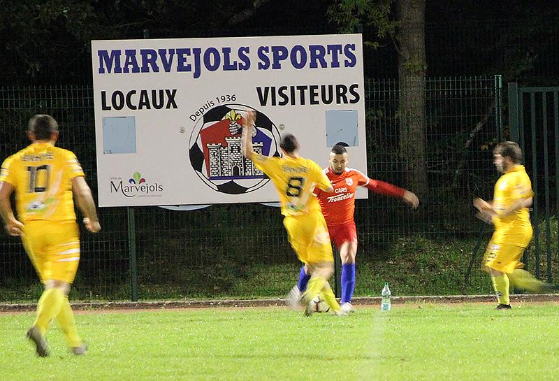 MARVEJOLS SPORTS / E. Villec.-Mouret A0415