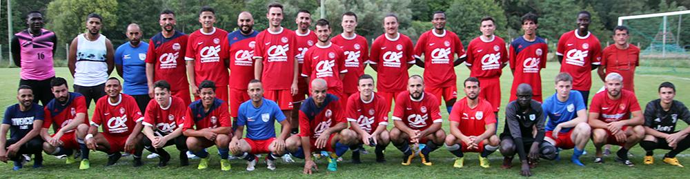 Match amical à Chirac Achira10