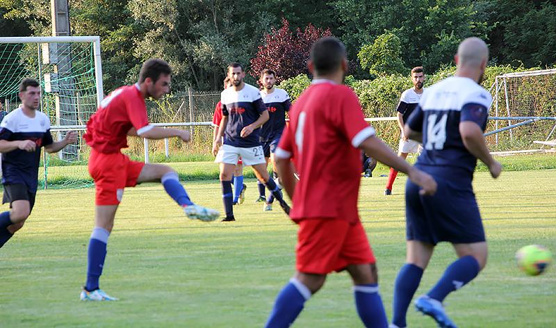 Match amical à Chirac Achira12