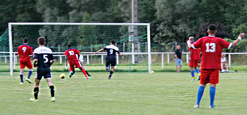 Match amical à Chirac Achira16