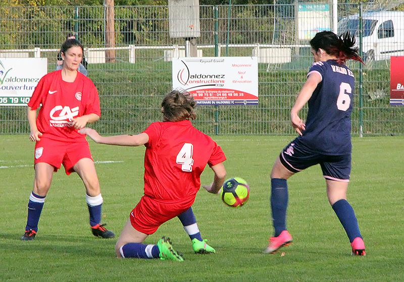 FC Valdonnez / Marvejols Sports Aval0916