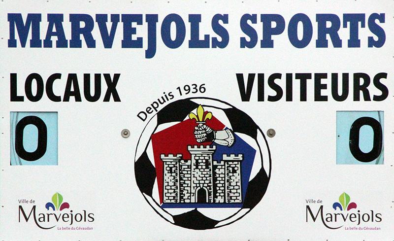 MARVEJOLS SPORTS / EL Le Bleymard Bleym012