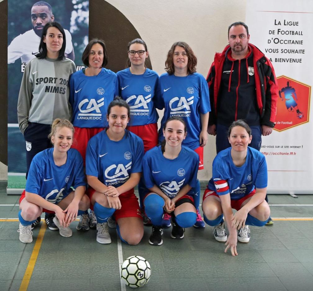 Futsal Féminin Régional 2019 Captur18
