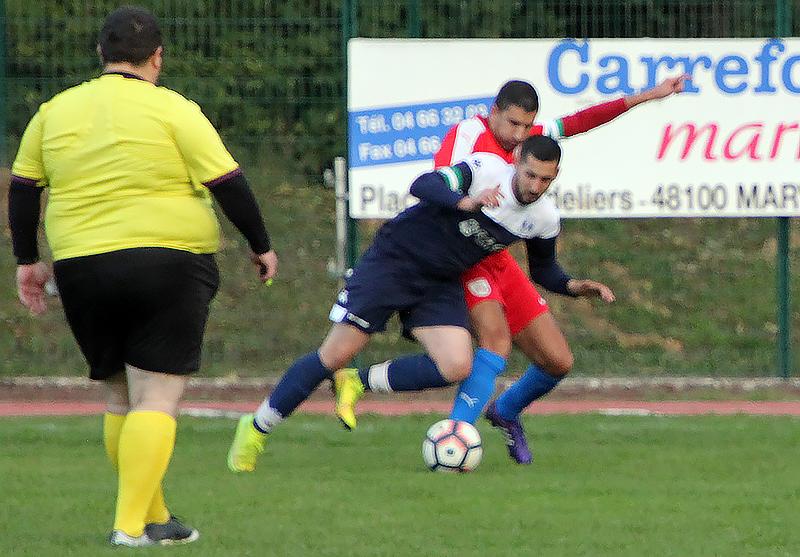 Marvejols Sports B / E. Chirac-Le M. Chirac14