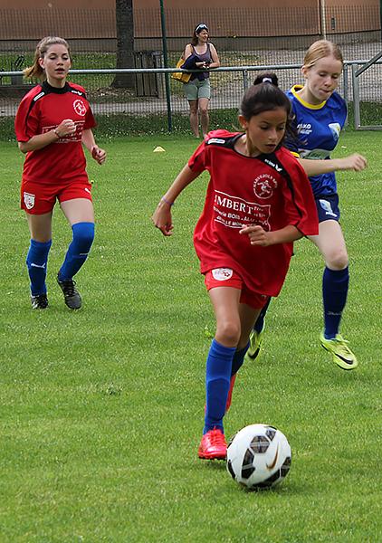 Amical filles U15 2021-2022 Filles14