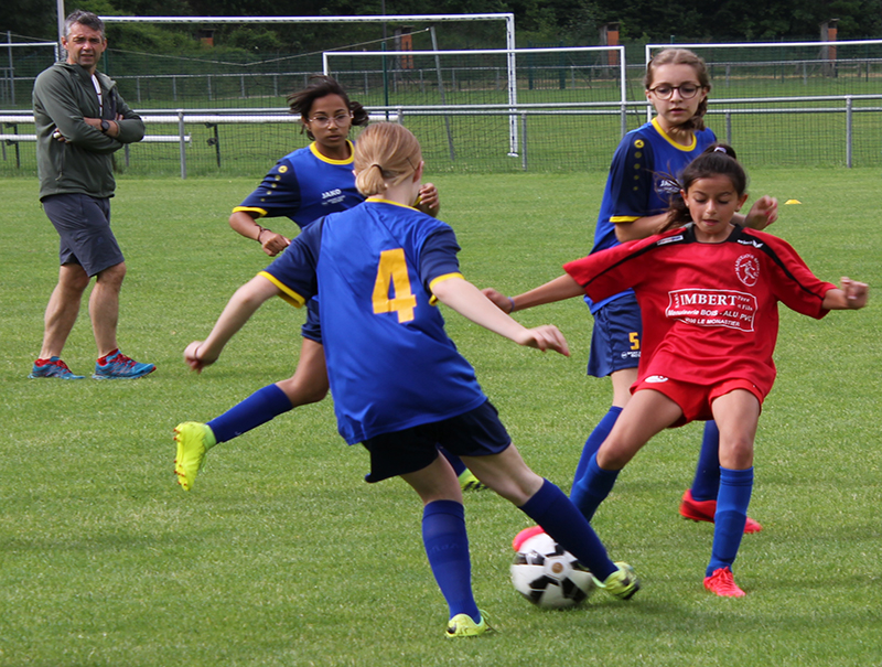 Amical filles U15 2021-2022 Filles15