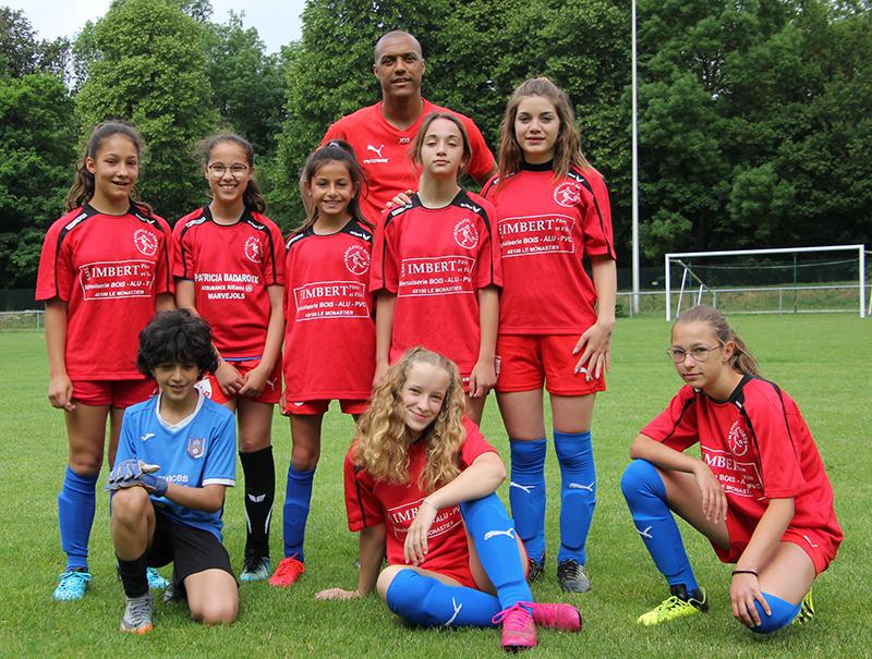 Amical filles U15 2021-2022 Filles16