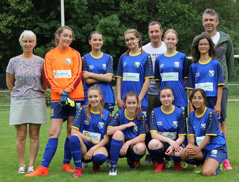 Amical filles U15 2021-2022 Filles19