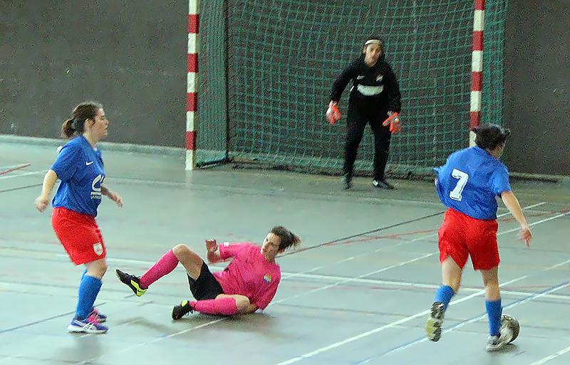 Futsal Féminin Régional 2019 Fut0410