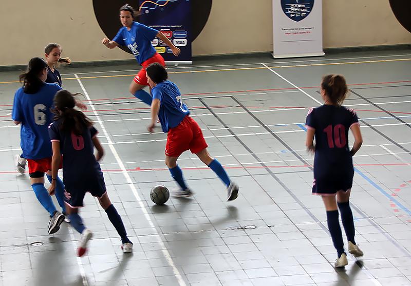 Futsal Féminin Régional 2019 Fut04b10