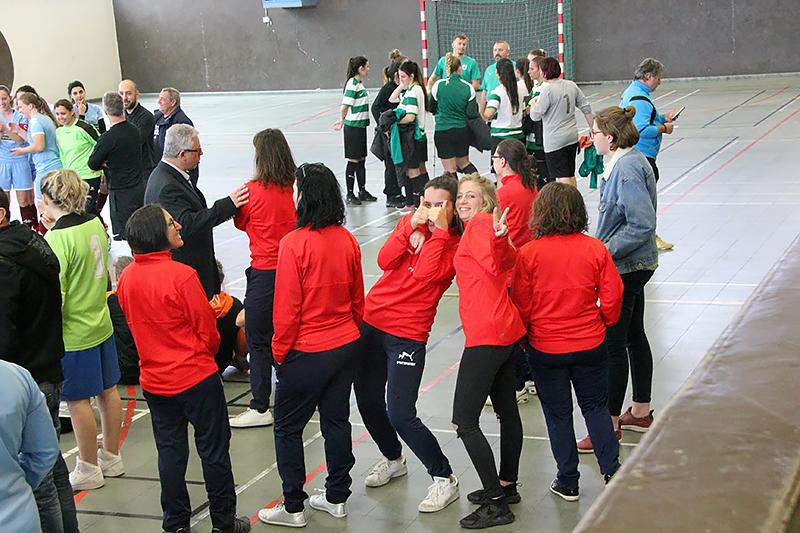 Futsal Féminin Régional 2019 Fut0510