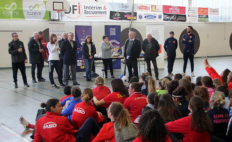 Futsal Féminin Régional 2019 Fut0610