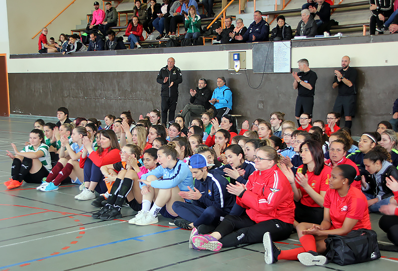 Futsal Féminin Régional 2019 Fut0810