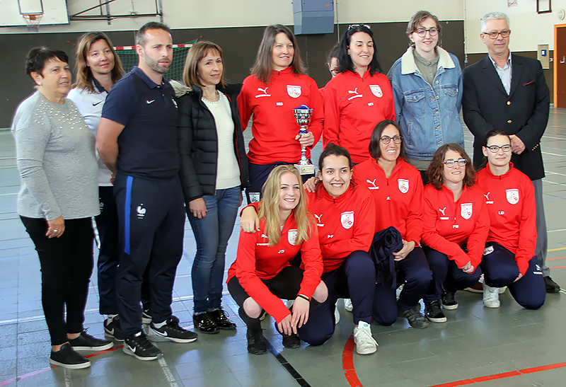 Futsal Féminin Régional 2019 Fut1010