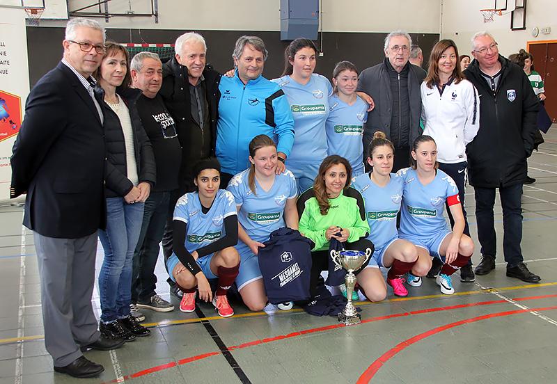 Futsal Féminin Régional 2019 Fut1110