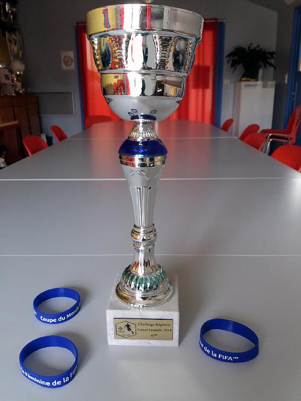 Futsal Féminin Régional 2019 Futsal11