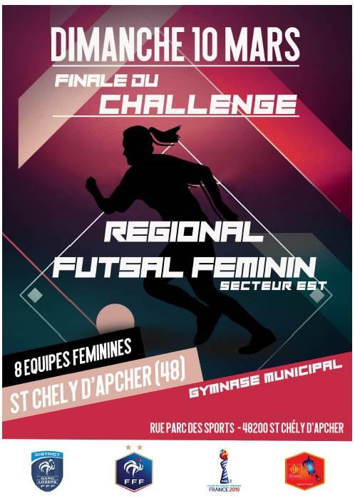 Futsal Féminin Régional 2019 Image010