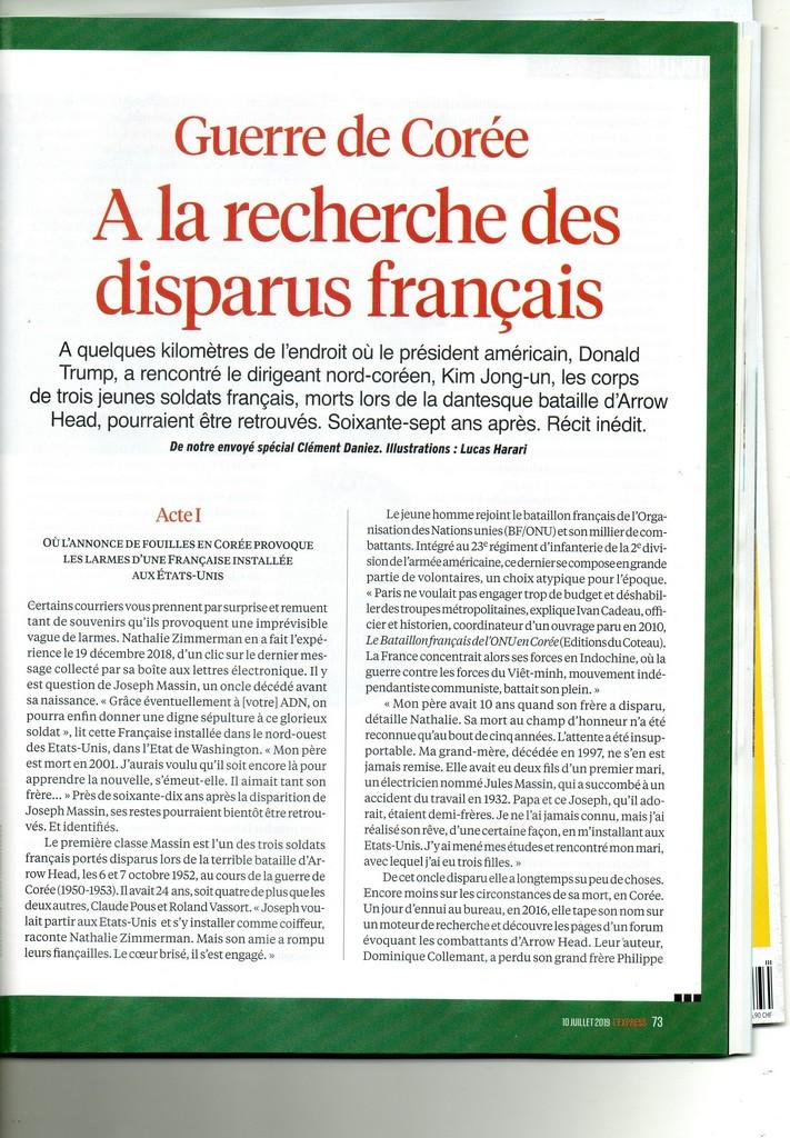 [OPÉRATIONS DE GUERRE] GUERRE DE CORÉE - TOME 2 - Page 13 Img08710