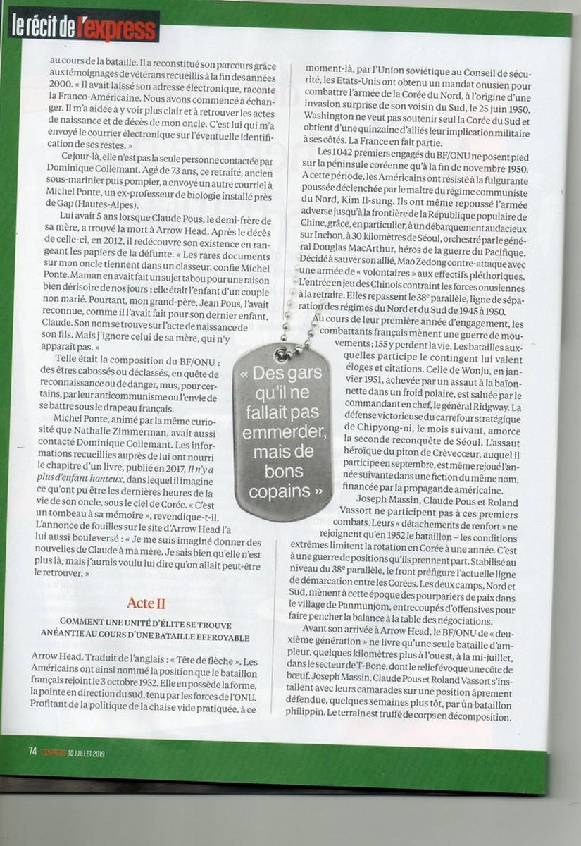 [OPÉRATIONS DE GUERRE] GUERRE DE CORÉE - TOME 2 - Page 13 Img08811