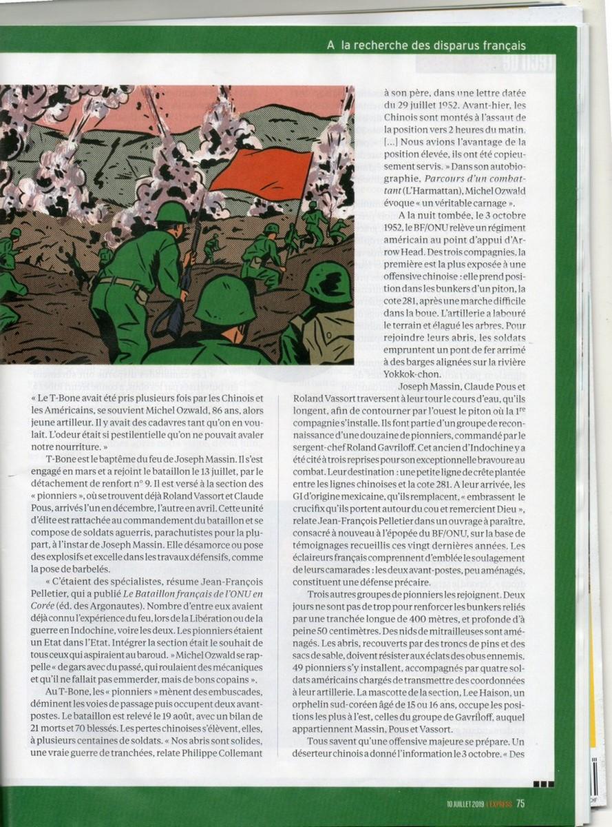 [OPÉRATIONS DE GUERRE] GUERRE DE CORÉE - TOME 2 - Page 13 Img08912