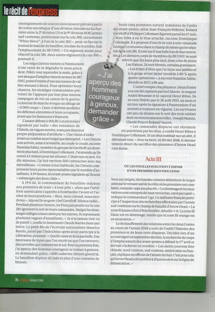 [OPÉRATIONS DE GUERRE] GUERRE DE CORÉE - TOME 2 - Page 13 Img09011