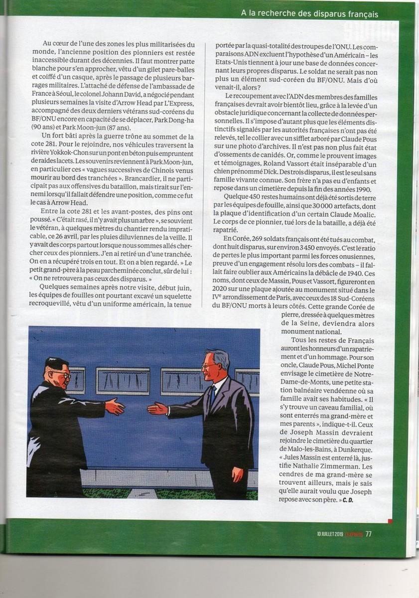 [OPÉRATIONS DE GUERRE] GUERRE DE CORÉE - TOME 2 - Page 13 Img09211
