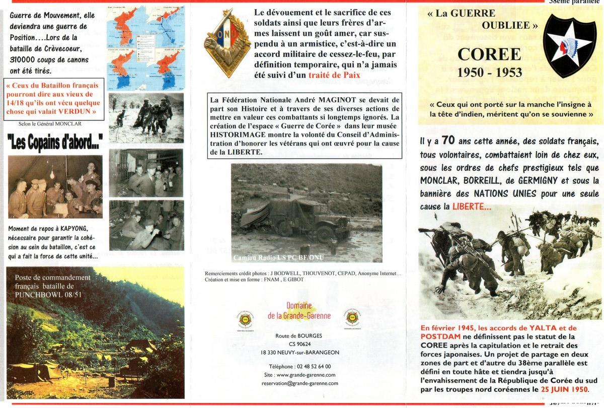 [OPÉRATIONS DE GUERRE] GUERRE DE CORÉE - TOME 2 - Page 14 Img18310