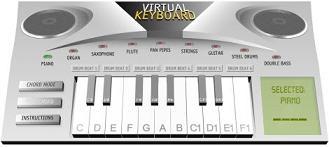 Clavier virtuel... Virtkb10