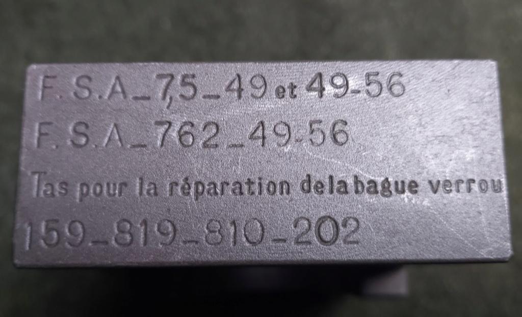 outil d'armurier militaire pour MAS 49/56 a identifier 20210513
