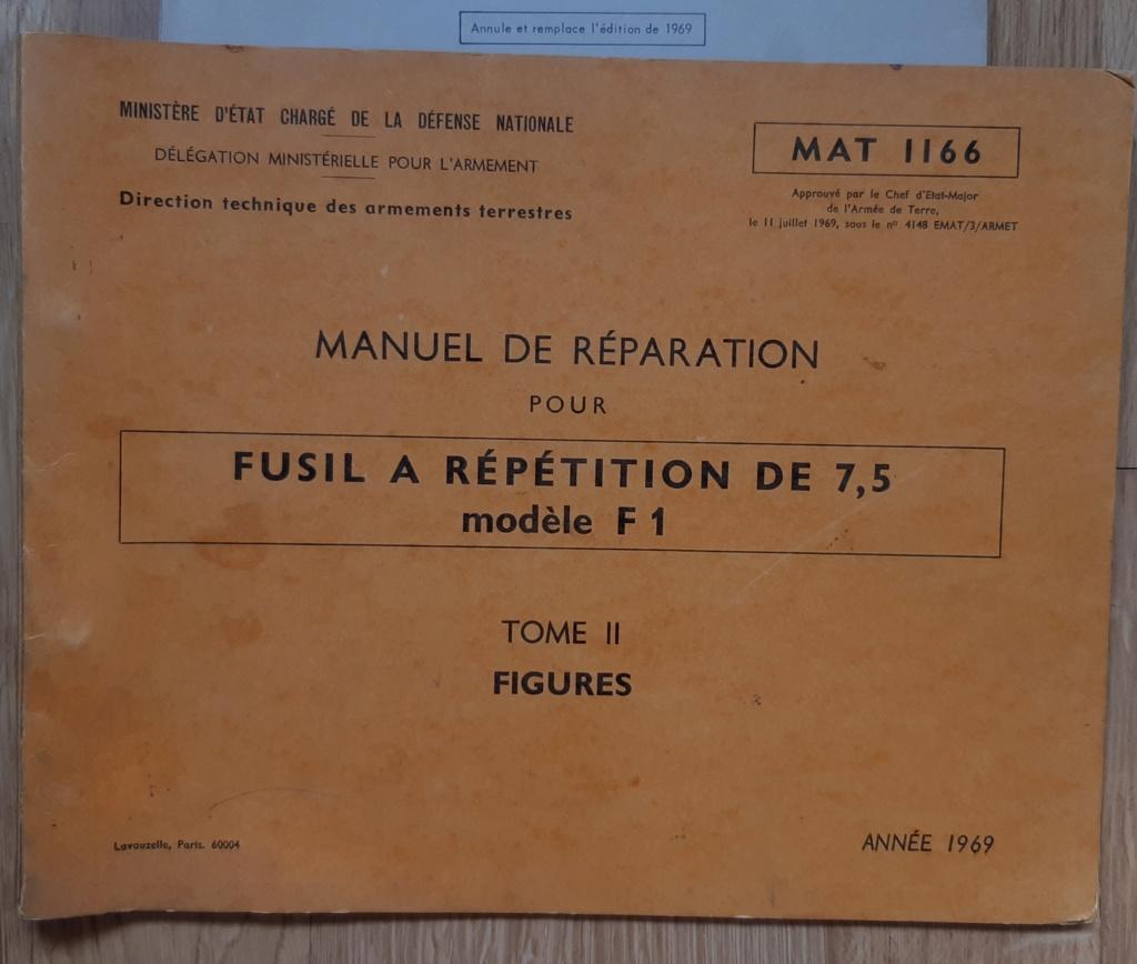 manuel de reparation du FRF1 premiere édition 1969 20210813