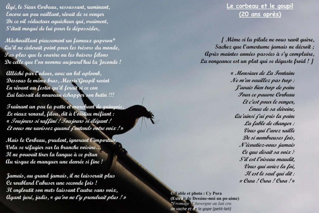 Le Corbeau et le Goupil (vingt-ans après) Le_cor13