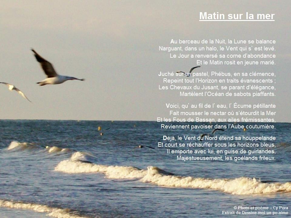 Matin sur la mer Matin_10
