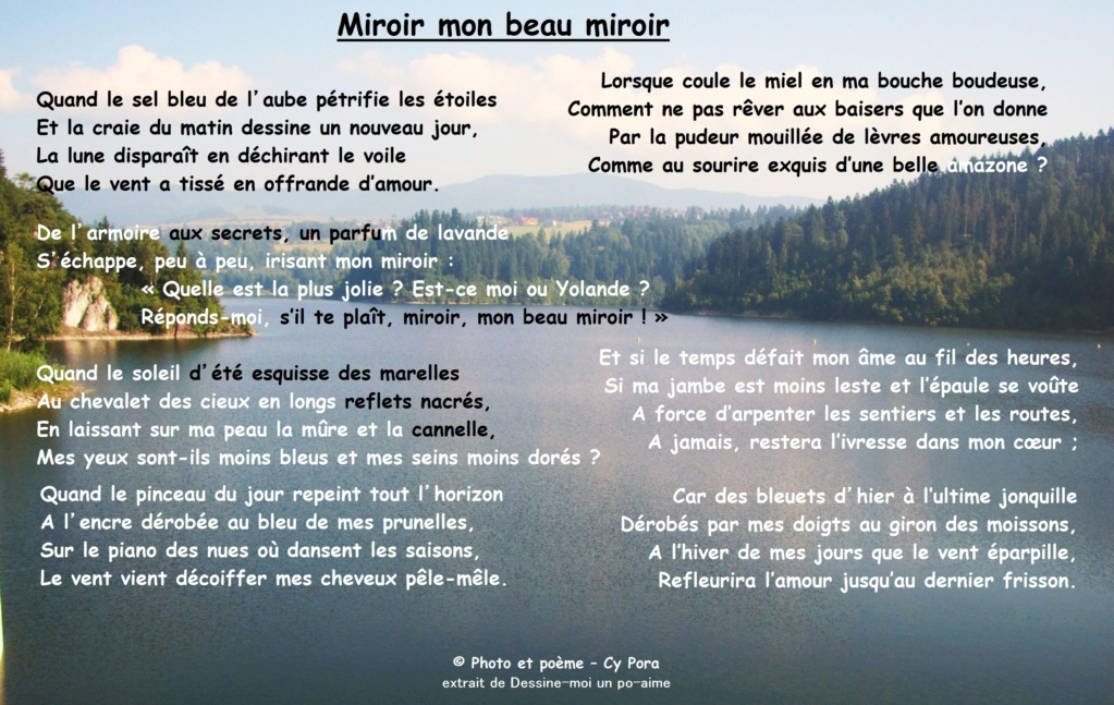 Miroir, mon beau miroir Miroir10