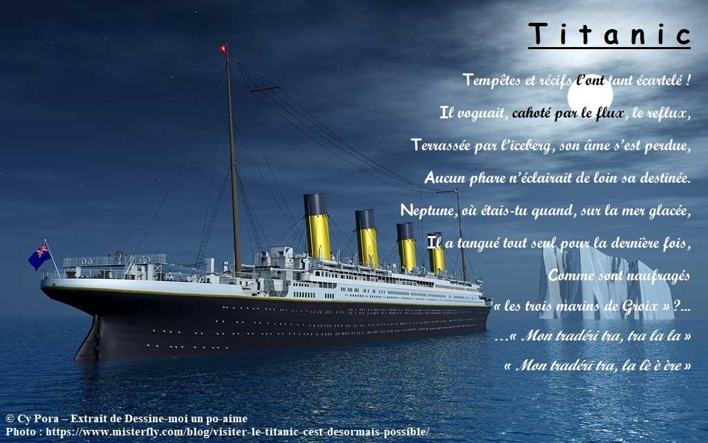 T i t a n i c (acrostiche) Titani10