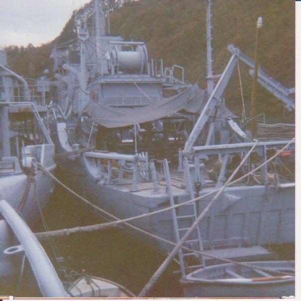 [Le cimetière des bateaux et du patrimoine de la Marine] Le cimetière de LANDEVENNEC - Page 7 Image-11