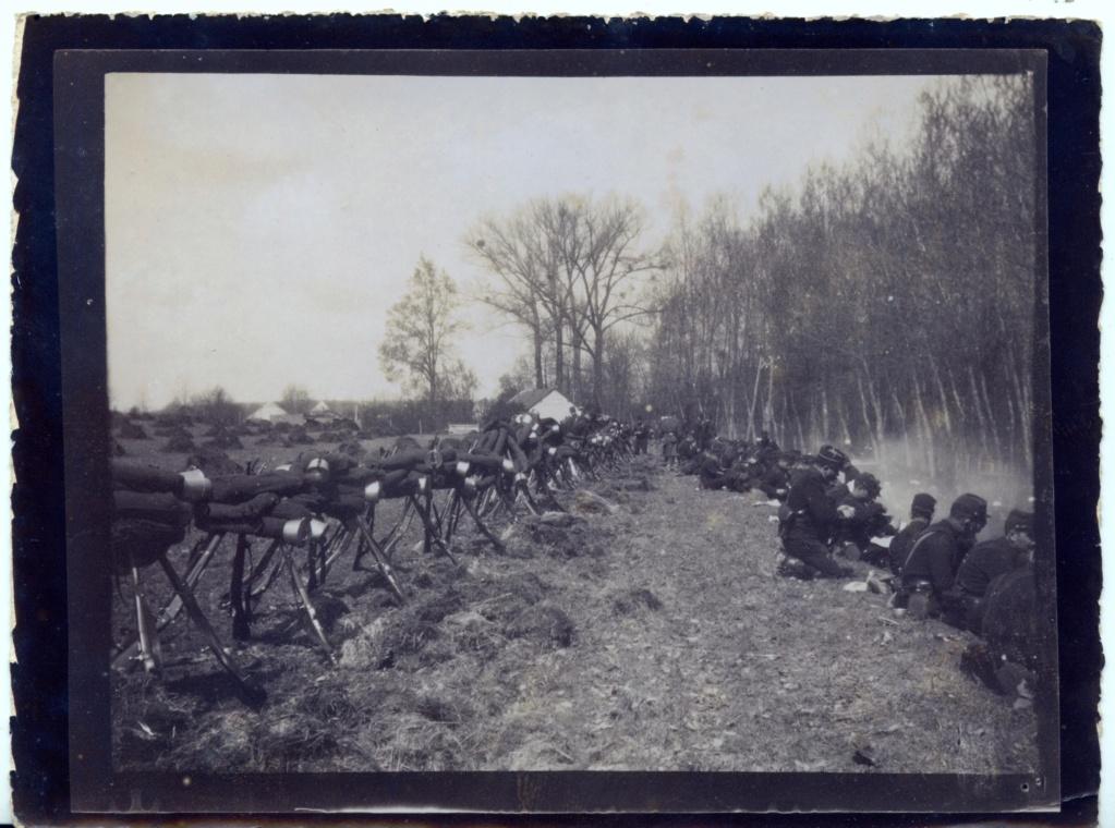 Manœuvres de l'est 1901 111