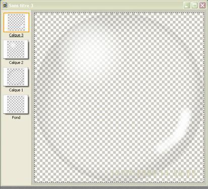 Bulle transparente Screen19