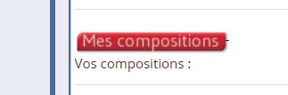 Champ contact du profil : affichage icone + texte Captur25