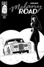 Melany Road 1 - Variant Noir et Blanc