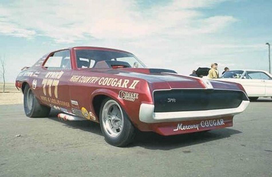 Mercury Cougar 68 funny car - Terminée !!! - Page 3 07111