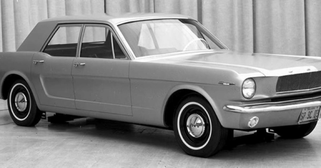 Ford Mustang 66 SW 1965-f10
