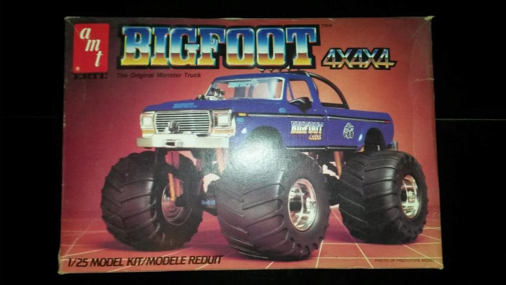 monster truck Bigfoot 10 1_b23210
