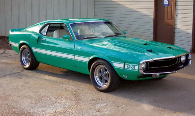 Mustang Mach 1 1970 40083_10