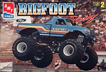 monster truck Bigfoot 10 71hiv310