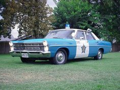 1959 Ford police car 7dd52510