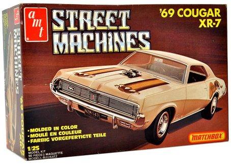 1967 Mercury Cougar Amt-ma10