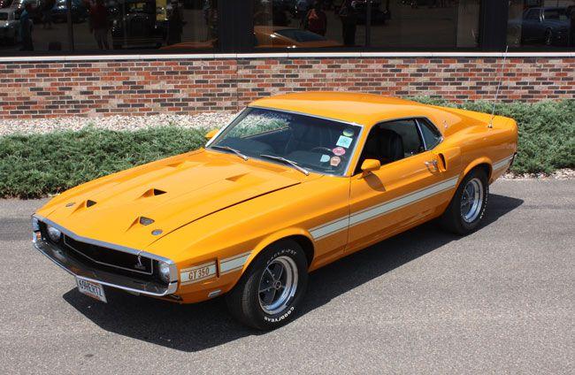 Mustang Mach 1 1970 Cdf28b10