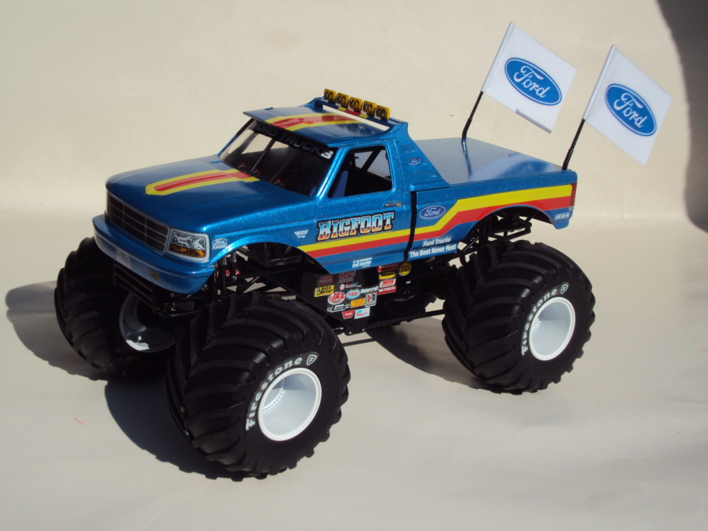 monster truck Bigfoot 10 Dsc04029